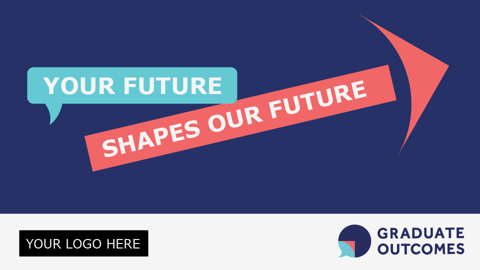 Promotional design 2: Your future shapes our future