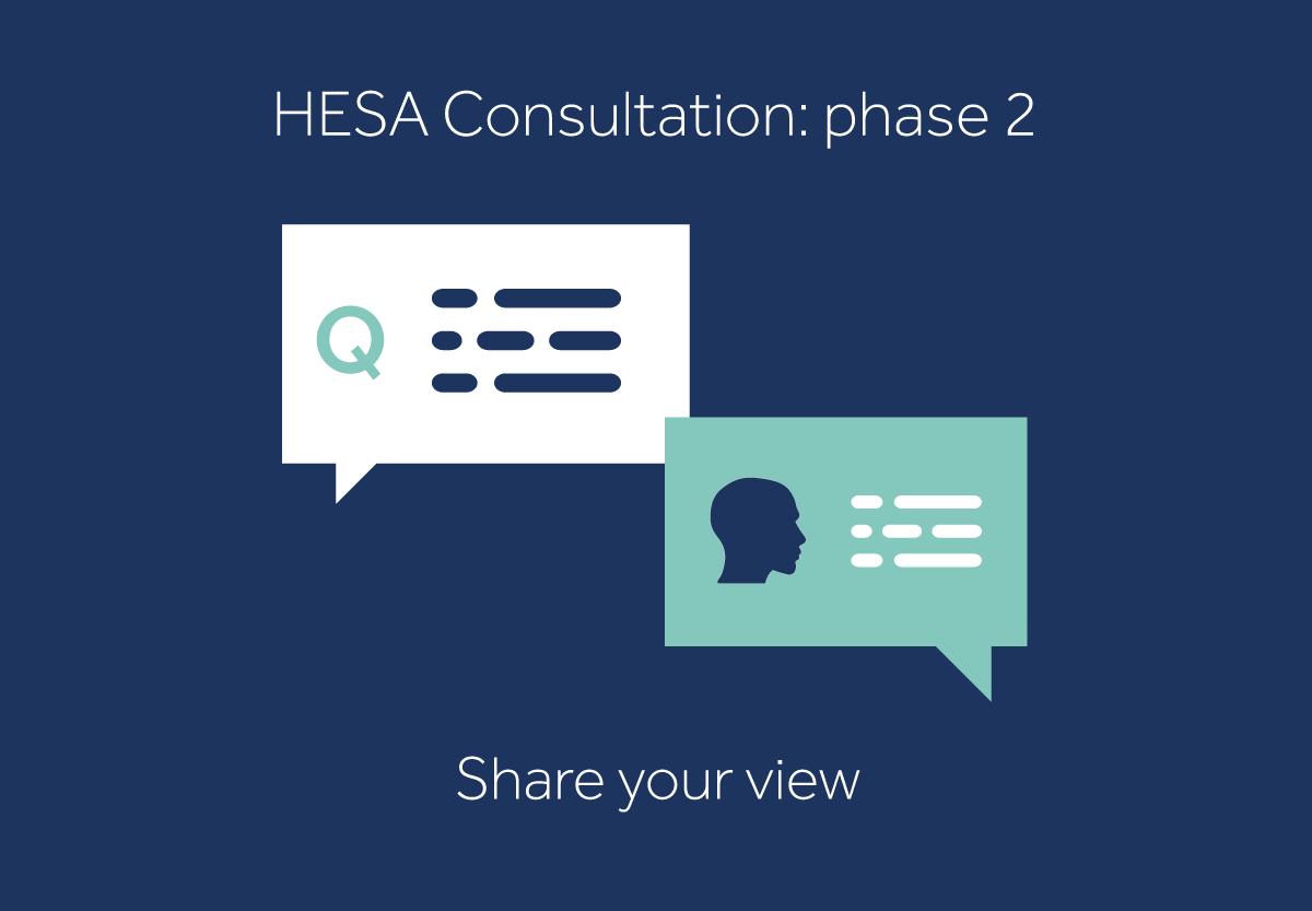 Consultation phase 2