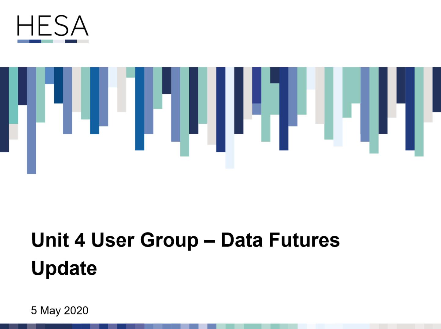 Data Futures Unit4 presentation