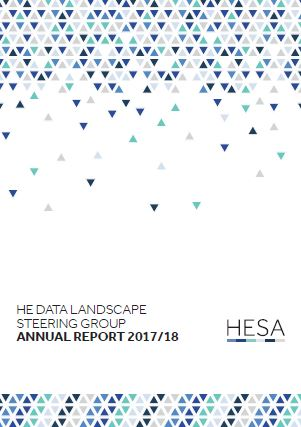 DLSG Annual Report 2017/18 front cover