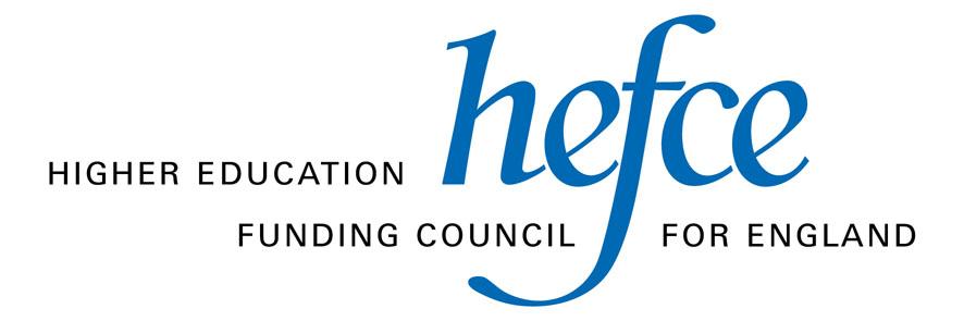 HEFCE logo
