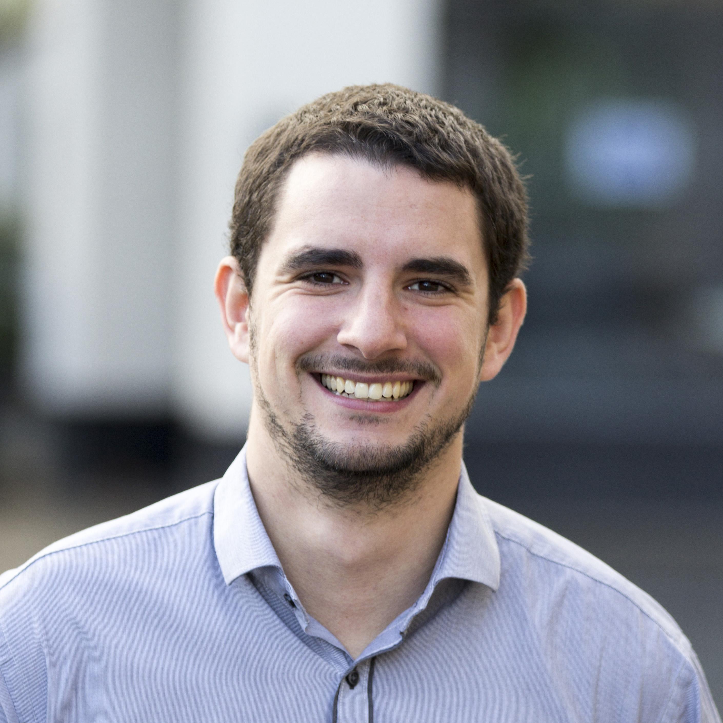 Joe Macari-Information Analyst