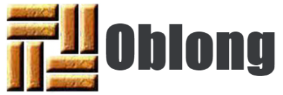 Oblong logo