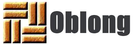 Oblong logo