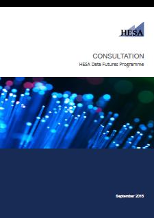 Data Futures Consultation