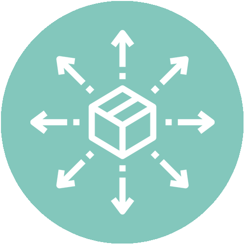 Data delivery image