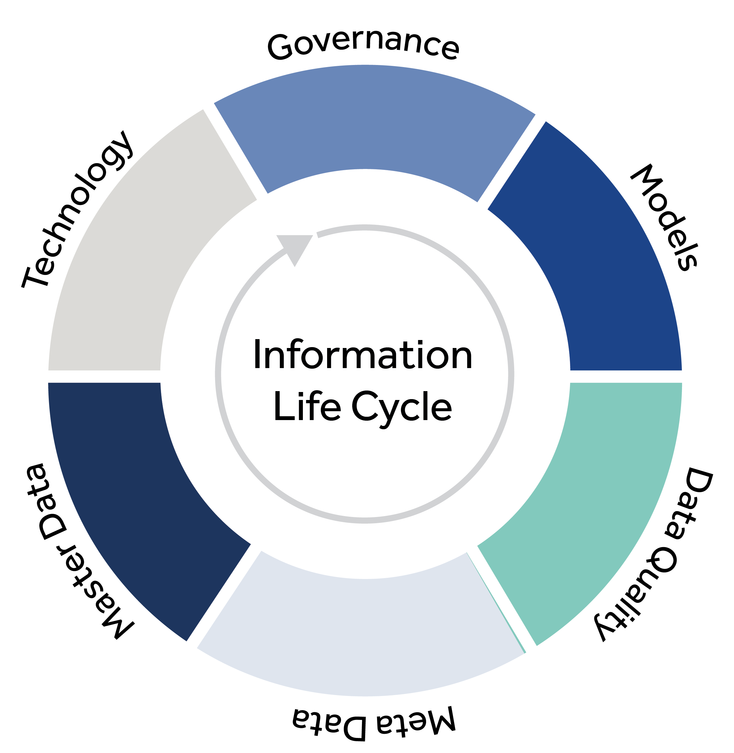 Data capability - information life cycle
