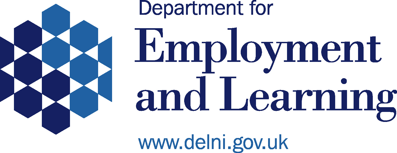 Department for Employment and Learning logo