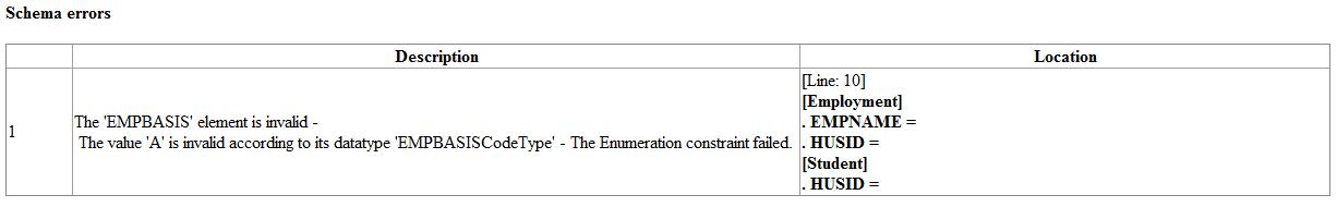 Schema errors - image 2