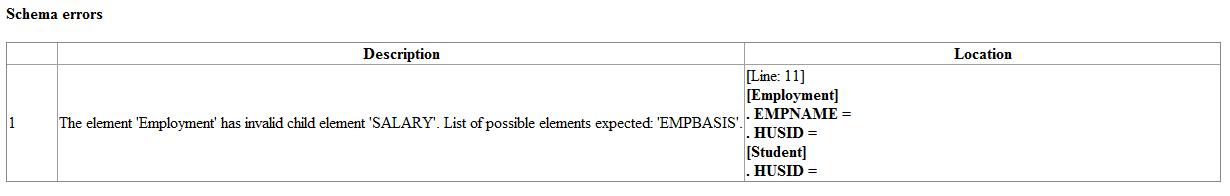 Schema errors - image 3