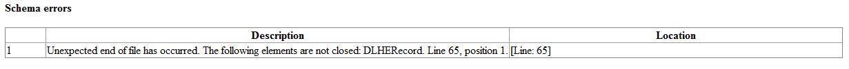 Schema errors - image 6